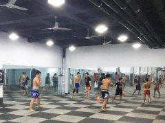 郑州搏击训练馆那个